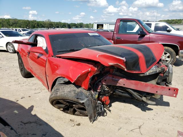 Salvage cars for sale from Copart Conway, AR: 2010 Chevrolet Camaro LT