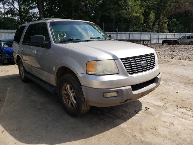 Salvage cars for sale from Copart Austell, GA: 2003 Ford Expedition