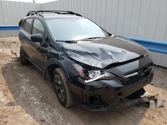 Salvage cars for sale at Albuquerque, NM auction: 2020 Subaru Crosstrek