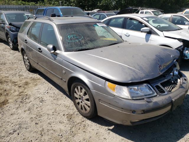 Saab salvage cars for sale: 2003 Saab 9-5 Linear