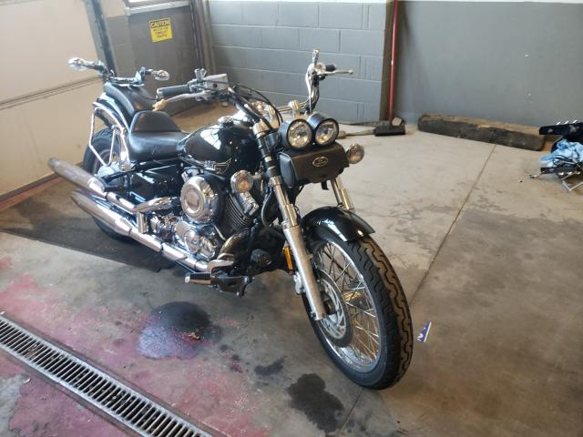 Salvage cars for sale from Copart Sandston, VA: 2013 Yamaha XVS650