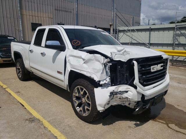 Salvage cars for sale from Copart Lawrenceburg, KY: 2016 GMC Sierra K15