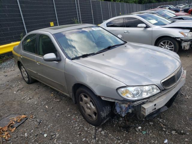Infiniti I30 salvage cars for sale: 2000 Infiniti I30