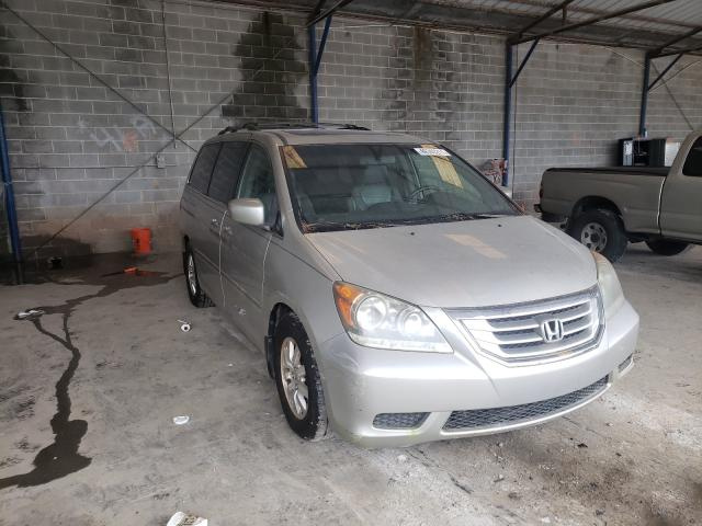 Salvage cars for sale from Copart Cartersville, GA: 2008 Honda Odyssey EX