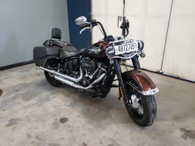 Harley-Davidson Vehiculos salvage en venta: 2019 Harley-Davidson Flhcs