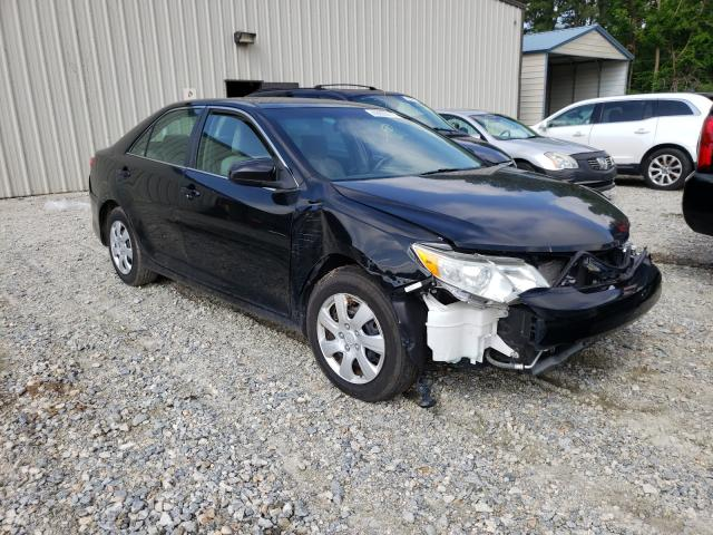 Salvage cars for sale from Copart Seaford, DE: 2012 Toyota Camry Base