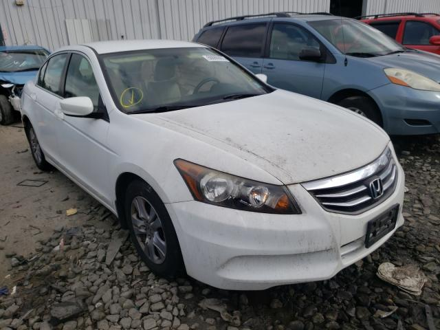 Salvage cars for sale from Copart Windsor, NJ: 2012 Honda Accord SE