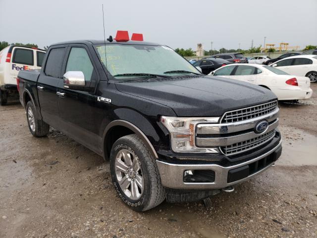 Vehiculos salvage en venta de Copart Kansas City, KS: 2018 Ford F150 Super