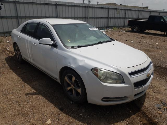 Salvage cars for sale from Copart Mercedes, TX: 2009 Chevrolet Malibu 2LT