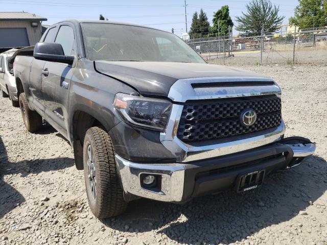 2021 Toyota Tundra DOU en venta en Eugene, OR