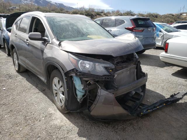 Salvage cars for sale from Copart Reno, NV: 2013 Honda CR-V EXL