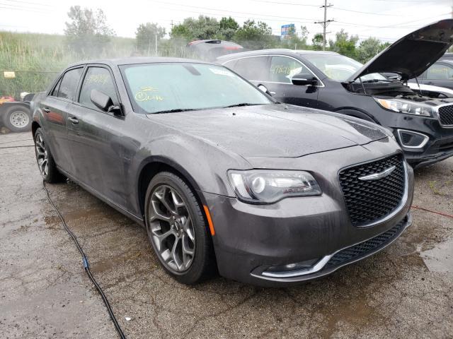 Vehiculos salvage en venta de Copart Woodhaven, MI: 2016 Chrysler 300 S