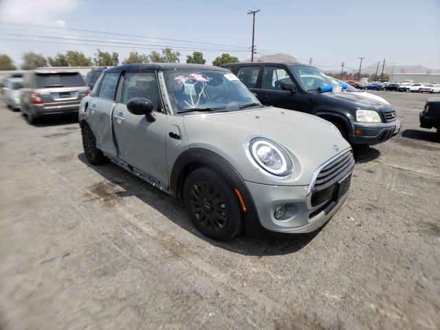 Salvage cars for sale from Copart Colton, CA: 2021 Mini Cooper