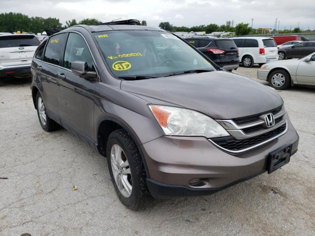 Honda salvage cars for sale: 2011 Honda CR-V EXL