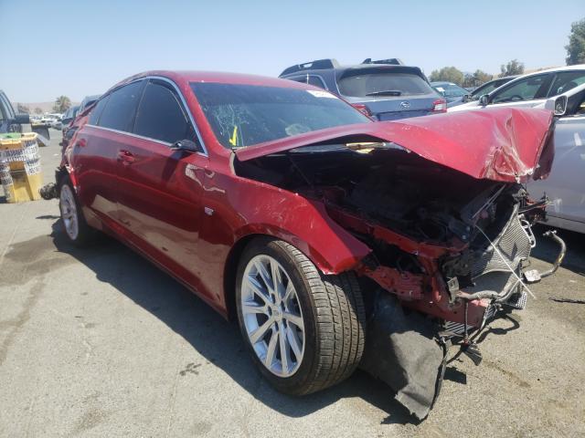 Vehiculos salvage en venta de Copart Martinez, CA: 2020 Cadillac CT5 Luxury