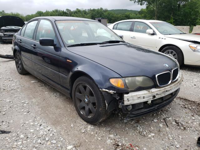 Salvage cars for sale from Copart West Warren, MA: 2003 BMW 3 Series