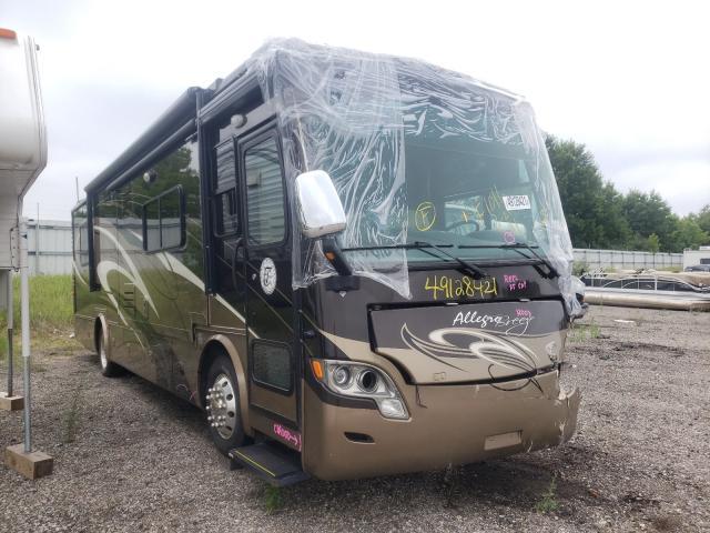Salvage cars for sale from Copart Davison, MI: 2012 Tiffin Motorhomes Inc Breeze