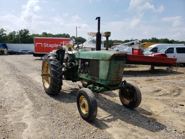 John Deere salvage cars for sale: 1966 John Deere Tractor