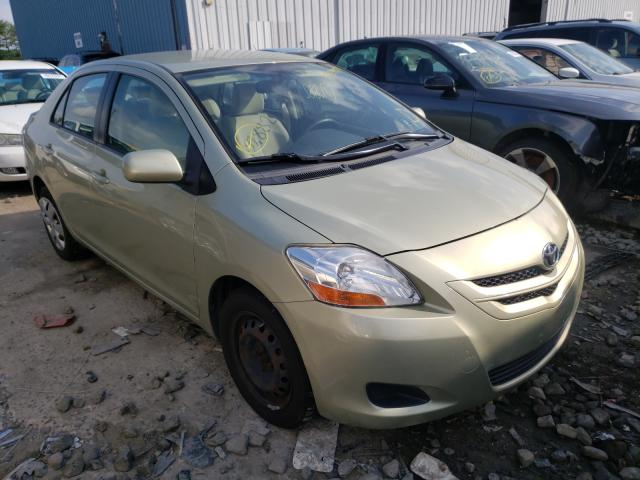 Salvage cars for sale from Copart Windsor, NJ: 2008 Toyota Yaris