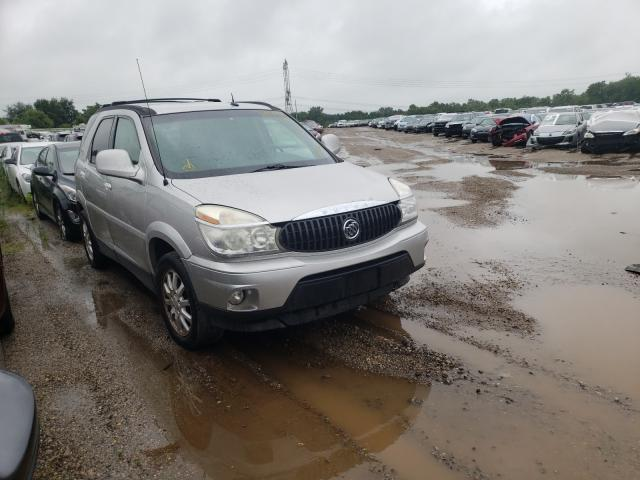 Salvage cars for sale from Copart Pekin, IL: 2006 Buick Rendezvous