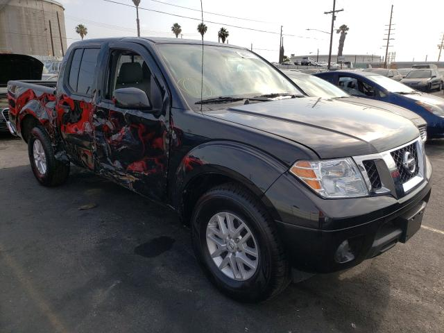 Salvage cars for sale from Copart Wilmington, CA: 2019 Nissan Frontier S