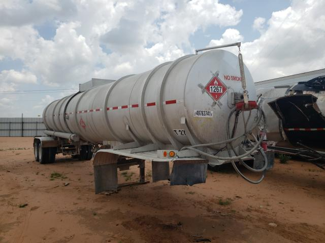 Salvage cars for sale from Copart Andrews, TX: 1995 Other Trailer