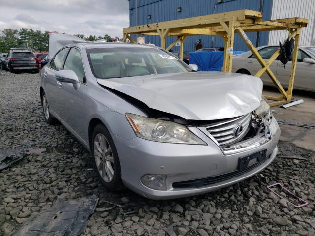 Salvage cars for sale from Copart Windsor, NJ: 2011 Lexus ES 350