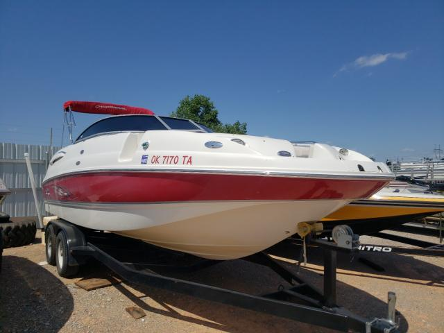 Chapparal salvage cars for sale: 2006 Chapparal Boat