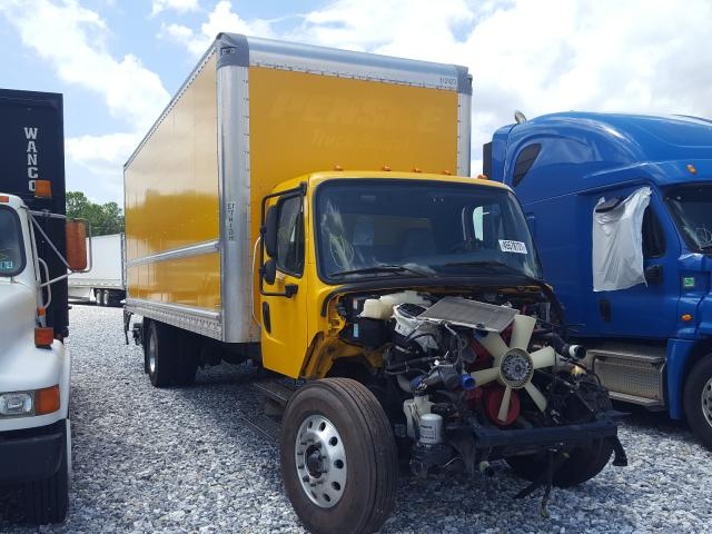 Salvage cars for sale from Copart York Haven, PA: 2018 Freightliner M2 106 MED