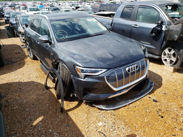 Audi E-TRON PRE Vehiculos salvage en venta: 2021 Audi E-TRON PRE