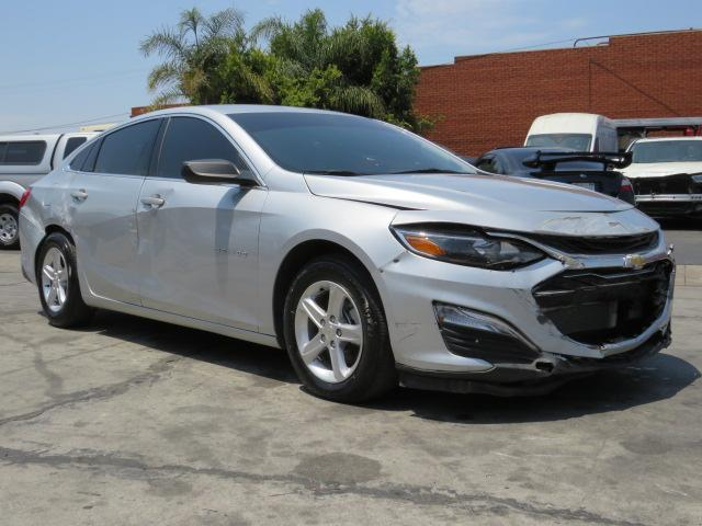 Salvage cars for sale from Copart Colton, CA: 2020 Chevrolet Malibu LS