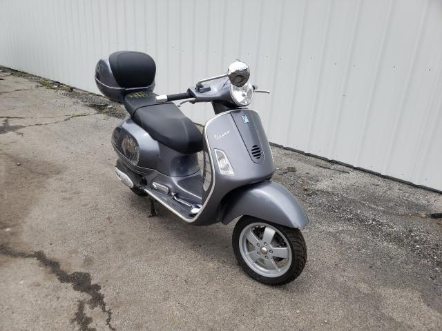 Salvage 2005 VESPA SCOOTER - Small image. Lot 49986271