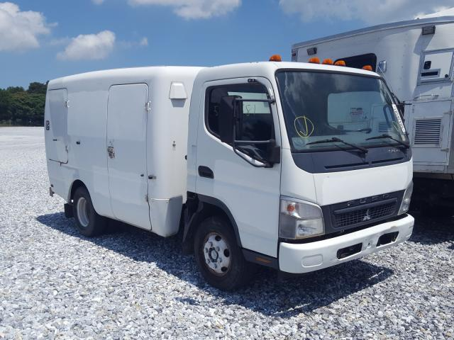 Used 2010 MITSUBISHI FUSO TRUCK OF FE 84D - Small image. Lot 50436581