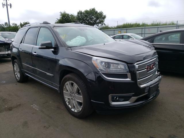 GMC Acadia DEN salvage cars for sale: 2014 GMC Acadia DEN