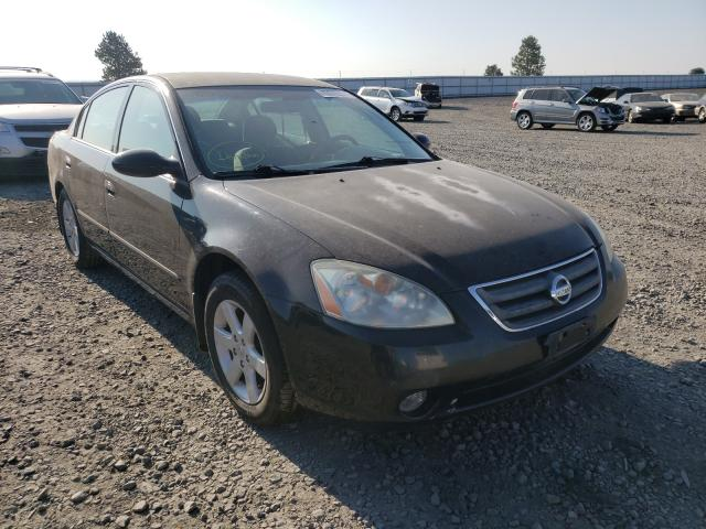Salvage cars for sale from Copart Airway Heights, WA: 2002 Nissan Altima Base