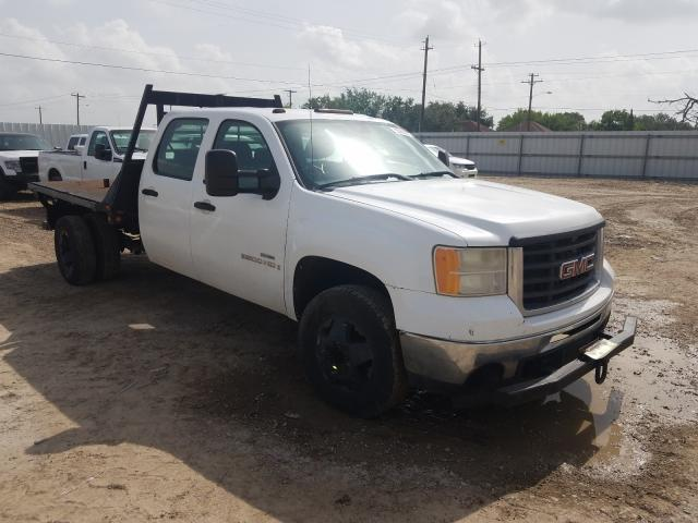 Salvage cars for sale from Copart Mercedes, TX: 2007 GMC New Sierra
