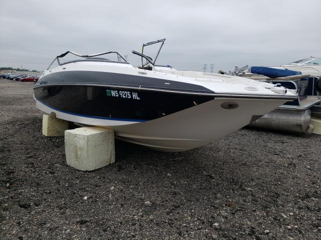 Salvage boats for sale at Elgin, IL auction: 2008 Regal Boat