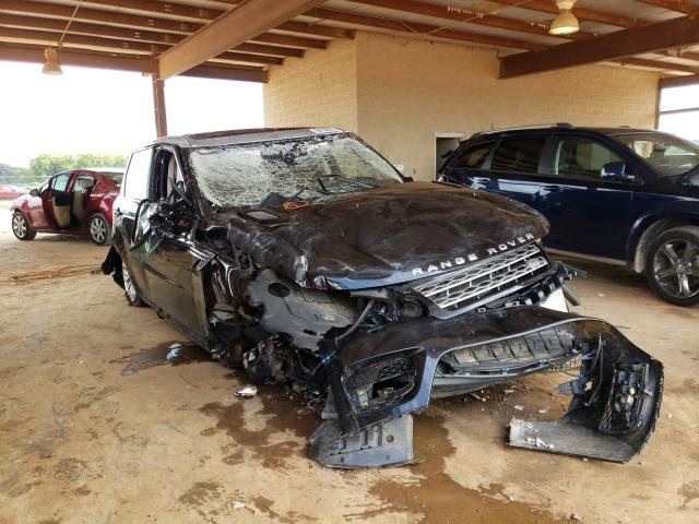 Salvage cars for sale from Copart Tanner, AL: 2016 Land Rover Range Rover