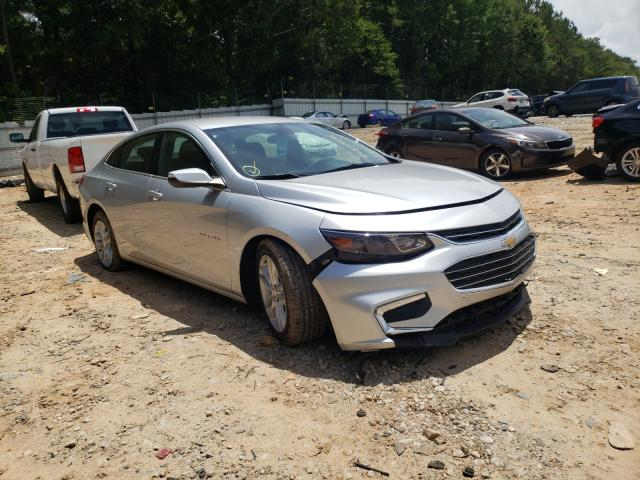 Salvage cars for sale from Copart Austell, GA: 2018 Chevrolet Malibu LT