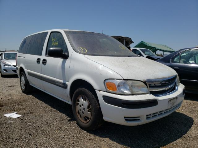 Salvage 2001 CHEVROLET VENTURE - Small image. Lot 50335081