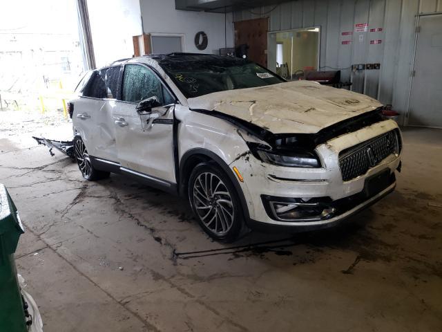 Vehiculos salvage en venta de Copart Cudahy, WI: 2019 Lincoln Nautilus R