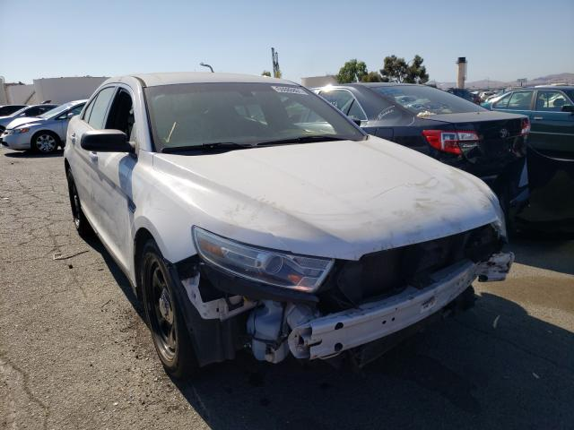 Salvage cars for sale from Copart Martinez, CA: 2013 Ford Taurus POL