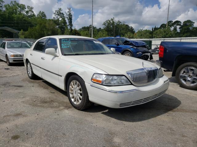 Lincoln Town Car salvage cars for sale: 2006 Lincoln Town Car