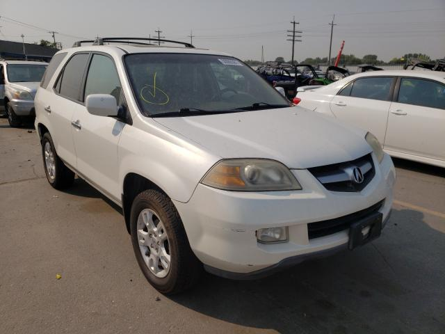 Salvage cars for sale from Copart Nampa, ID: 2005 Acura MDX Touring