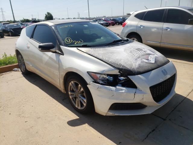 Honda CR-Z salvage cars for sale: 2013 Honda CR-Z