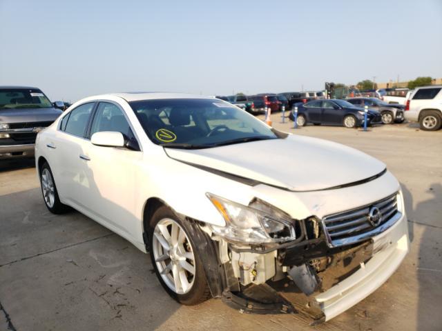 2014 Nissan Maxima S en venta en Grand Prairie, TX