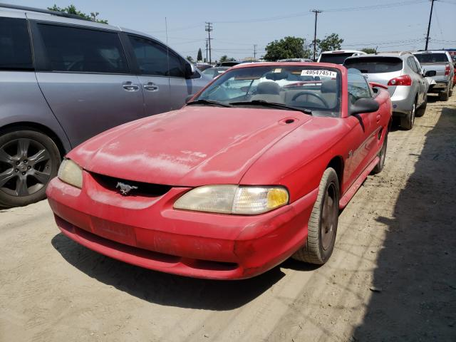FORD MUSTANG 1994 1
