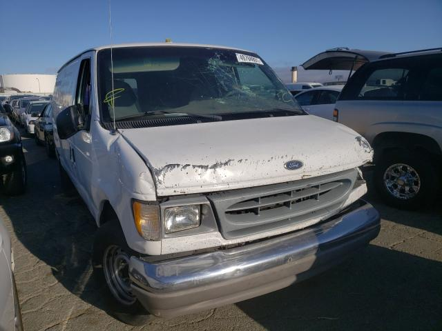 Salvage cars for sale from Copart Martinez, CA: 2000 Ford Econoline