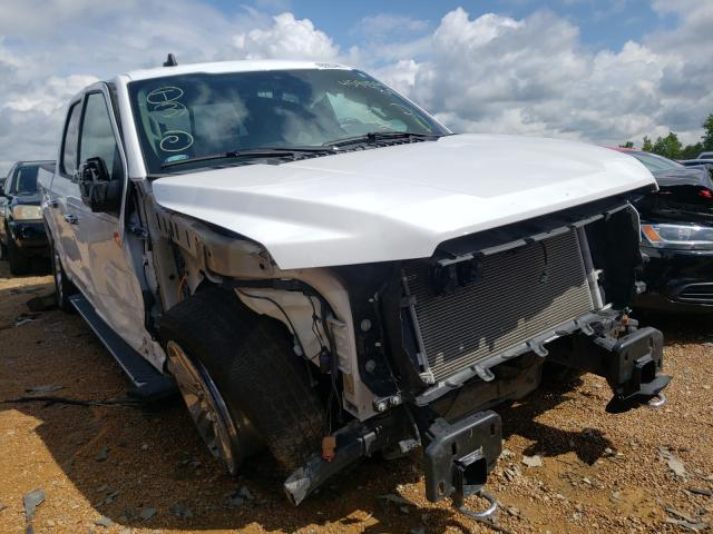 Salvage cars for sale from Copart Bridgeton, MO: 2020 Ford F150 Super