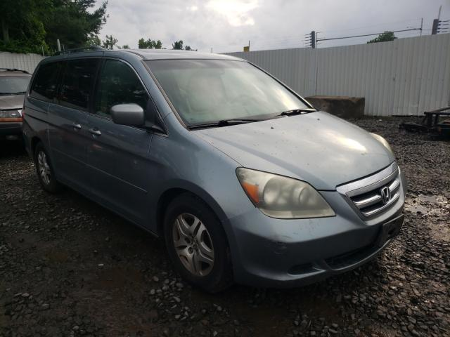 Salvage cars for sale from Copart New Britain, CT: 2005 Honda Odyssey
